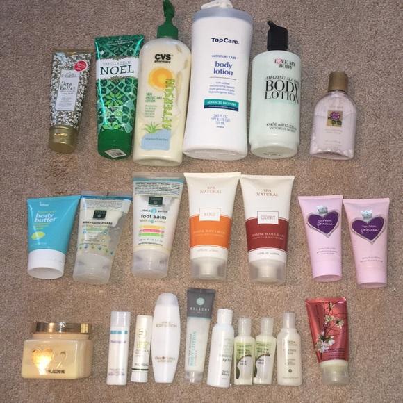 6ae47913af Victoria's Secret Makeup | Lot Of Body Hand Lotion Cream Bath Body ...